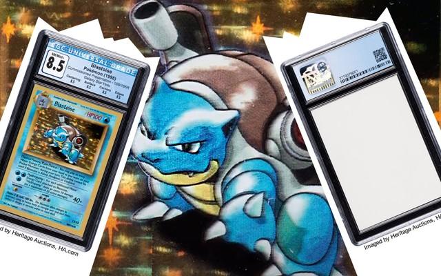 Phá kỷ lục đấu giá, thẻ bài Pokemon được bán thành công với giá sương sương chỉ hơn 8 tỷ đồng - Ảnh 2.