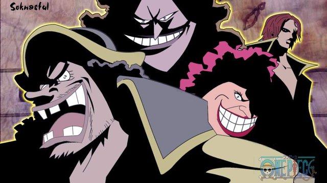 One Piece: Điều kiện tiên quyết để trở thành một Tứ hoàng và Luffy chính là mắt xích có thể làm sụp đổ hệ thống này - Ảnh 1.