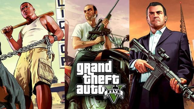 GTA 5 và những tựa game sở hữu cốt truyện hay nhất trong lịch sử - Ảnh 1.