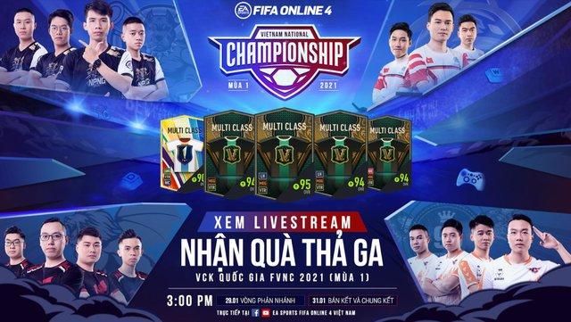 Giải đấu danh giá nhất của FIFA Online 4 Việt Nam FVNC 2021: Chào đón Tân Vương! - Ảnh 2.