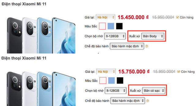 Mua Xiaomi Mi 11 tại VN, người dùng buộc phải bảo vệ môi trường - Ảnh 3.