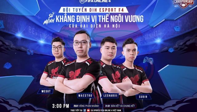 Giải đấu danh giá nhất của FIFA Online 4 Việt Nam FVNC 2021: Chào đón Tân Vương! - Ảnh 3.
