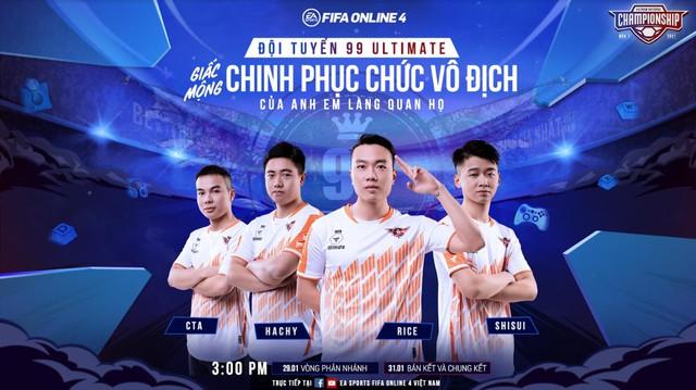 Giải đấu danh giá nhất của FIFA Online 4 Việt Nam FVNC 2021: Chào đón Tân Vương! - Ảnh 6.