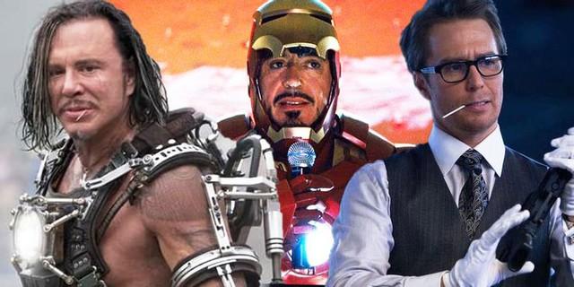 Những bài học mà các ác nhân để lại cho Tony Stark giúp anh trở thành Iron Man nhiều người ngưỡng mộ - Ảnh 2.