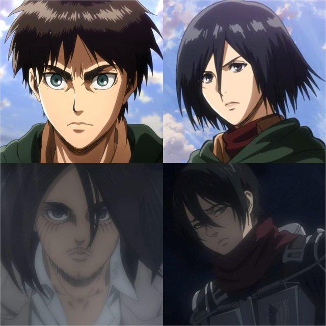 Attack on Titan: Người xem chỉ trích nhà sản xuất anime vì tạo hình Mikasa quá lố so với manga gốc - Ảnh 1.