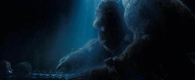 Hai siêu quái vật Godzilla và Kong đại chiến trong trailer mới nhất: Cháy nổ mãn nhãn, trời long đất lở, đại dương dậy sóng - Ảnh 5.