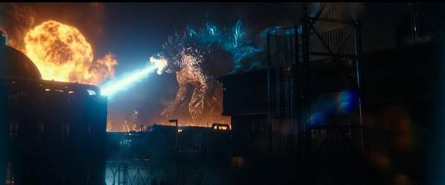 Hai siêu quái vật Godzilla và Kong đại chiến trong trailer mới nhất: Cháy nổ mãn nhãn, trời long đất lở, đại dương dậy sóng - Ảnh 9.