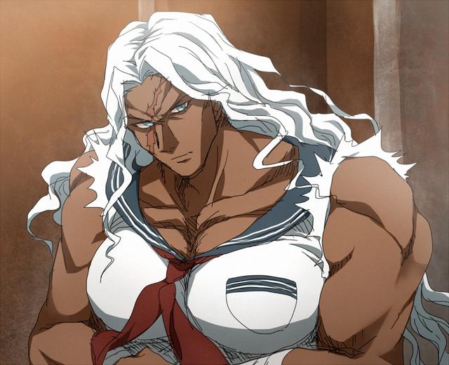 Điểm mặt những nhân vật cơ bắp ấn tượng nhất trong thế giới anime - Ảnh 1.