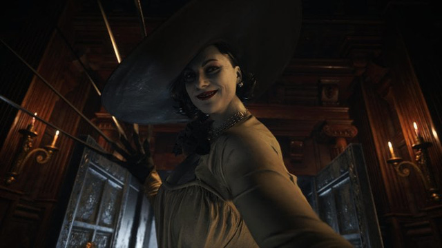 The gaming community is feverish because Lady Dimitrescu, what evil person is so hot?  Photo 3.