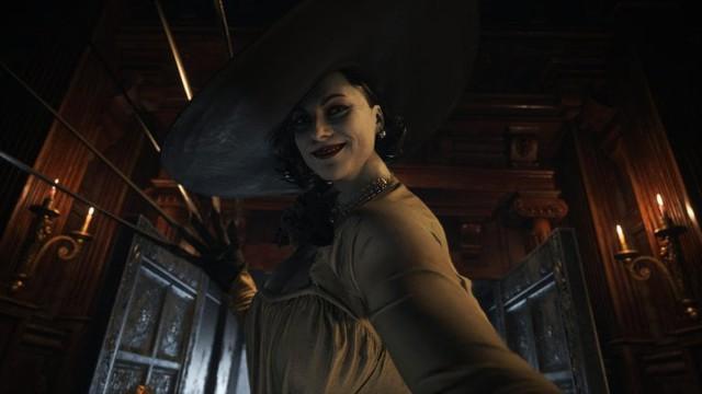 Cộng đồng game thủ phát sốt vì Lady Dimitrescu, ác nhân gì mà lại nóng bỏng đến thế? - Ảnh 3.