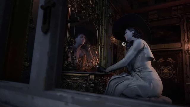 Cộng đồng game thủ phát sốt vì Lady Dimitrescu, ác nhân gì mà lại nóng bỏng đến thế? - Ảnh 4.