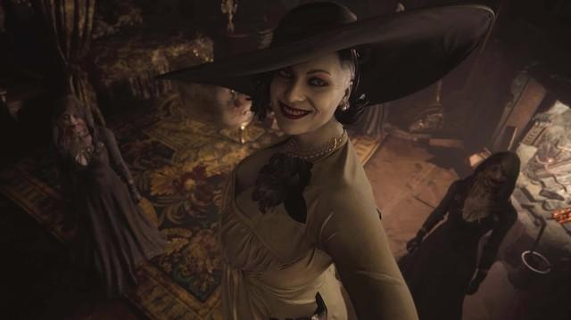 Cộng đồng game thủ phát sốt vì Lady Dimitrescu, ác nhân gì mà lại nóng bỏng đến thế? - Ảnh 8.
