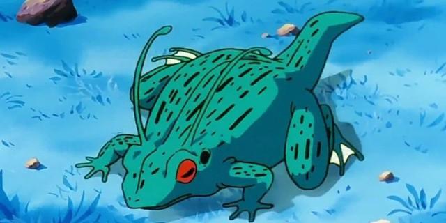 Đội trưởng Ginyu, nhân vật bị dìm hàng thành ếch và cái chết nhảm nhí bậc nhất trong Dragon Ball - Ảnh 2.