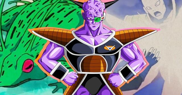 Đội trưởng Ginyu, nhân vật bị dìm hàng thành ếch và cái chết nhảm nhí bậc nhất trong Dragon Ball - Ảnh 1.