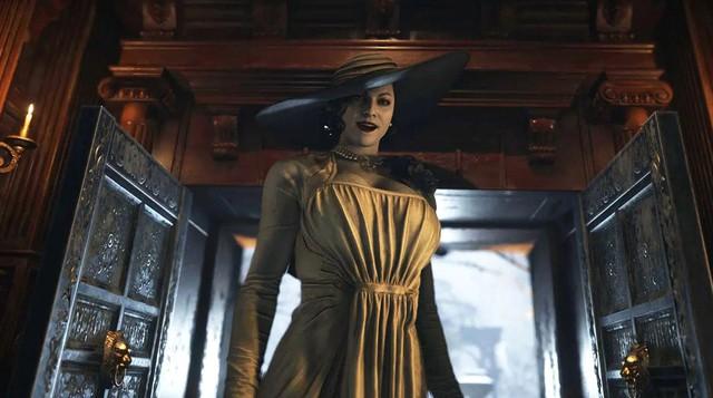 Giả thuyết rợn người về Vampire Lady, nữ ma cà rồng siêu hot trong Resident Evil 8 - Ảnh 2.