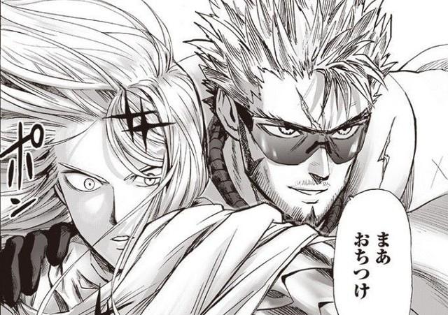 Khác với phiên bản của ONE, Blast đã gặp Saitama trong One Punch Man chap 139 - Ảnh 2.