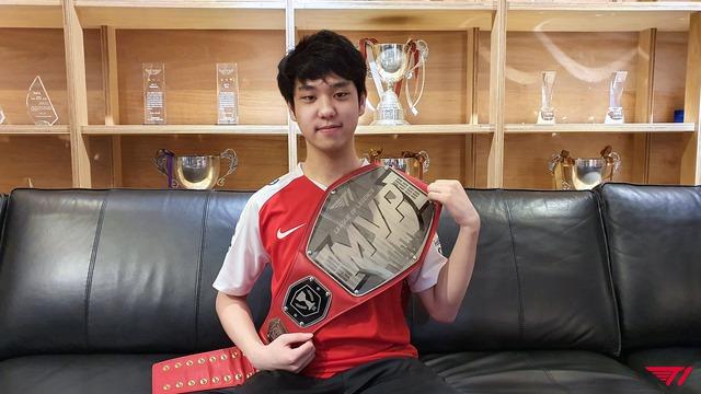 """đội trẻ T1 được dẫn dắt bởi """"Thầy"""" Bengi đang thống trị giải hạng 2 Hàn Quốc Photo-1-1611653773398566036685"""