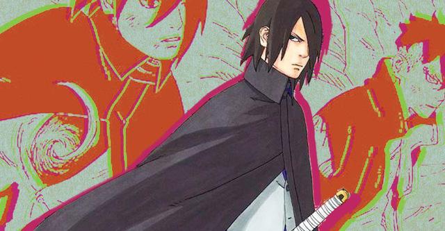 Boruto: Sasuke suýt chút nữa là đã mất mạng từ chính lời khuyên dành cho cậu học trò - Ảnh 1.