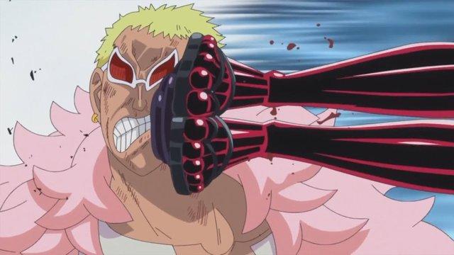 Spoil nhanh One Piece chương 1002: Zoro liên tục phá chiêu của Kaido, Bigmom dùng sét giật điện Luffy - Ảnh 2.