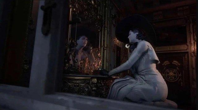 Giả thuyết rợn người về Vampire Lady, nữ ma cà rồng siêu hot trong Resident Evil 8 - Ảnh 4.