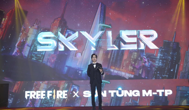 Rực sáng bầu trời TP.HCM, dự án Skyler Free Fire x Sơn Tùng M-TP chính thức khởi động - Ảnh 1.