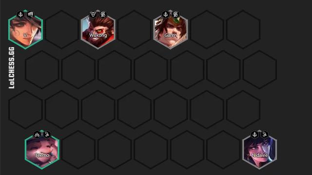 Đấu Trường Chân Lý: Ngược dòng meta với đội hình Kayle - Thánh Thần của game thủ top 7 Thách Đấu - Ảnh 4.