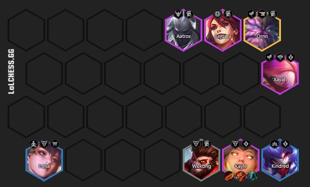 Đấu Trường Chân Lý: Ngược dòng meta với đội hình Kayle - Thánh Thần của game thủ top 7 Thách Đấu - Ảnh 6.