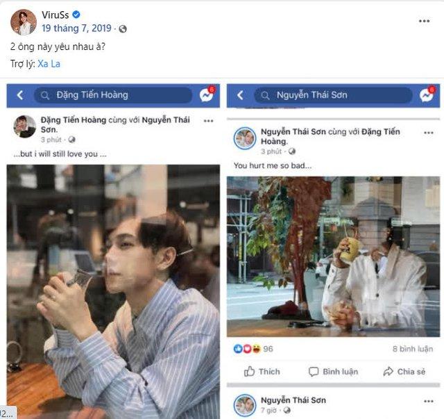 Hưởng ứng Sơn Tùng M-TP, người tình tin đồn của ViruSs cũng đu-trend đổi ảnh avatar sếp Tùng - Ảnh 3.