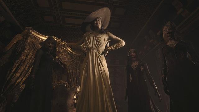 Resident Evil mới chưa ra mắt, đông đảo chị em game thủ đã tranh thủ cosplay nhân vật phản diện - Ảnh 2.
