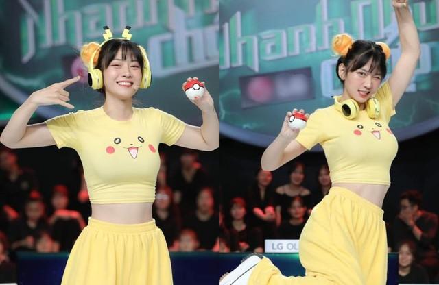 Diện áo Pikachu bó sát như Lê Bống, cô giáo hot girl bất ngờ bị phụ huynh phàn nàn, phải tạm nghỉ dạy 1 tháng - Ảnh 6.