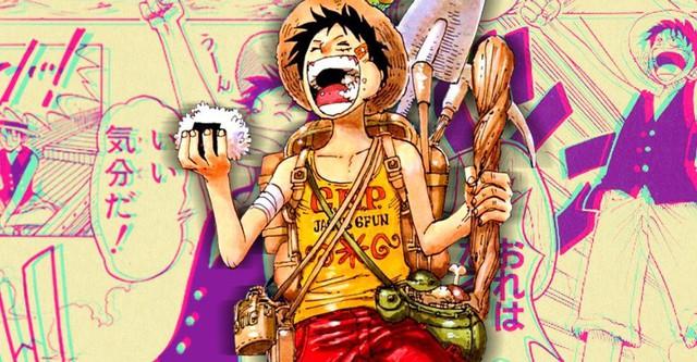 Romance Dawn, cái tên tạo tiền đề cho Eiichiro Oda làm nên một huyền thoại - Ảnh 1.