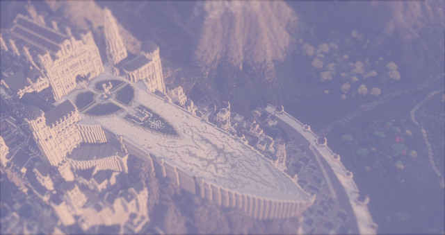 Bỏ 10 năm xây cả thế giới Chúa Nhẫn trong Minecraft, dùng Ray Tracing càng thêm đẹp mê hồn - Ảnh 3.