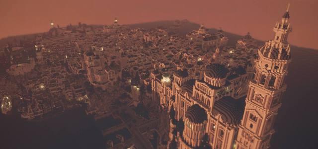Bỏ 10 năm xây cả thế giới Chúa Nhẫn trong Minecraft, dùng Ray Tracing càng thêm đẹp mê hồn - Ảnh 6.