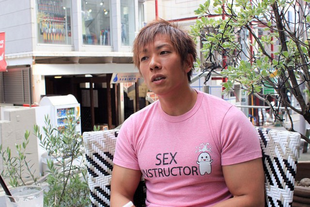 Ken Shimizu sao nam khỏe nhất ngành công nghiệp AV Nhật Bản Photo-1-16118397785821992753044