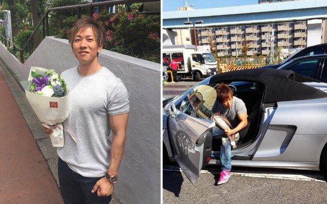 Ken Shimizu sao nam khỏe nhất ngành công nghiệp AV Nhật Bản Photo-1-1611840009671315322151