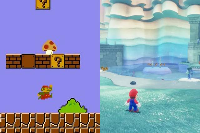 Những tựa game nổi tiếng đã thay đổi ra sao sau 2 thập kỷ? (P.1) - Ảnh 2.