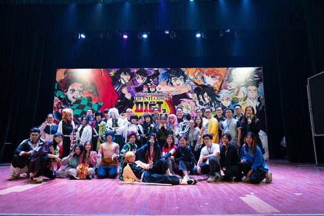 Offline Kimetsu no Yaiba tại Hà Nội: Rực rỡ, hoành tráng và sôi động! - Ảnh 5.