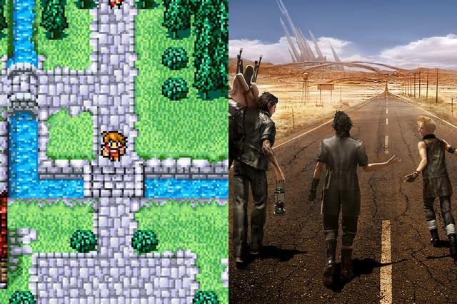Những tựa game nổi tiếng đã thay đổi ra sao sau 2 thập kỷ? (P.1) - Ảnh 3.