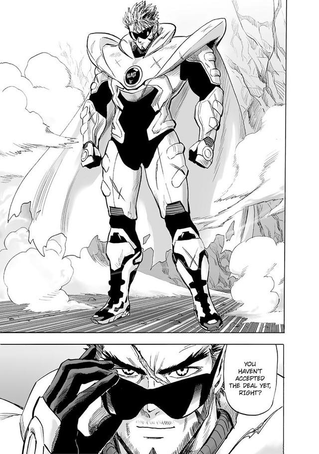 One Punch Man: Những phát hiện thú vị trong chap mới, Vua quái vật có liên quan gì tới tộc người lòng đất? - Ảnh 2.