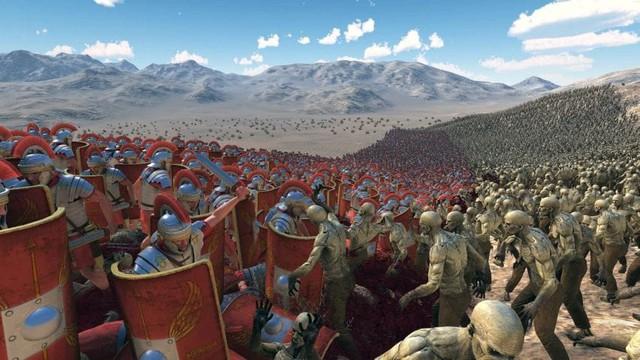 Link tải miễn phí Ultimate Epic Battle Simulator, game giả lập chiến trận cực hot trên Steam - Ảnh 1.