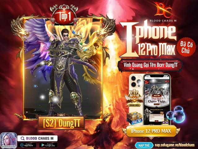 game MMO xứ Hàn - Blood Chaos M Đệ Nhất Cao Thủ Photo-1-161191419787018388957