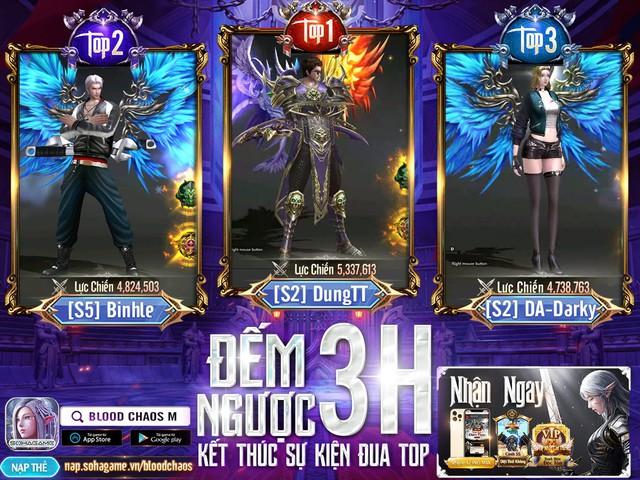 game MMO xứ Hàn - Blood Chaos M Đệ Nhất Cao Thủ Photo-1-16119142540152035897452