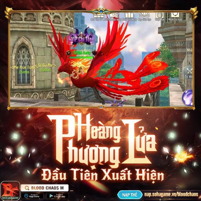 game MMO xứ Hàn - Blood Chaos M Đệ Nhất Cao Thủ Photo-1-16119145380491986214580