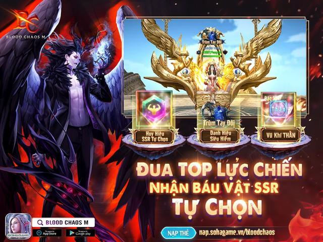 game MMO xứ Hàn - Blood Chaos M Đệ Nhất Cao Thủ Photo-1-1611914566488457829691