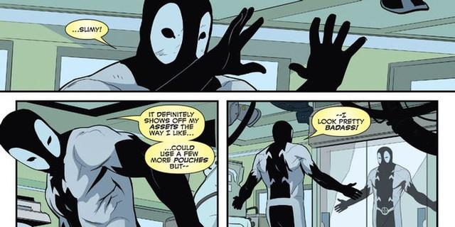 Spiderman là vật chủ của symbiote Venom trước Eddie Brock Photo-1-16119160308991805306049