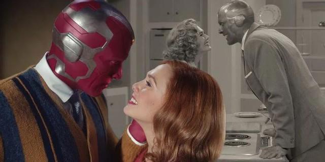 Bí ẩn về hai nhân vật được cho là cha mẹ đã mất của Phù Thủy Đỏ trong series WandaVision - Ảnh 7.
