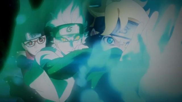 10 biến thể Rasengan mạnh nhất trong Naruto và Boruto, màn kết hợp của cha con ngài đệ thất chỉ đứng số 5 - Ảnh 1.