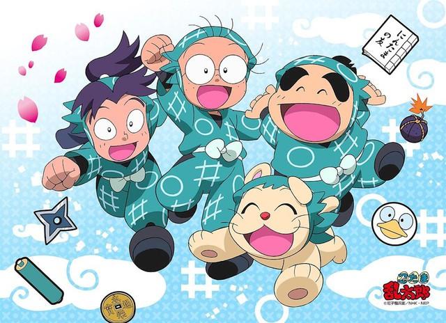 Những bộ anime hài hước để bạn xem giải trí cuối tuần (P.1) - Ảnh 1.