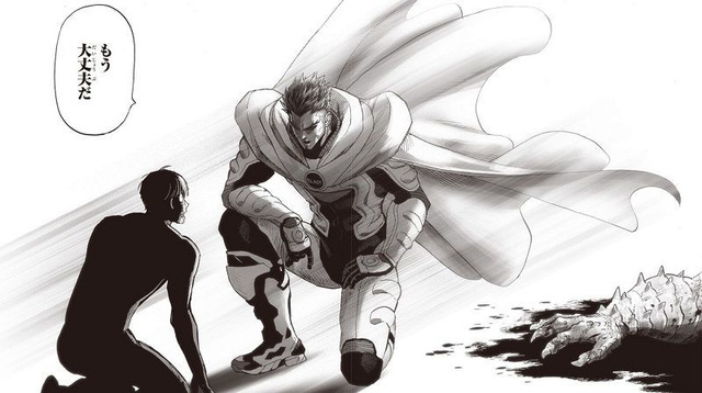 One Punch Man: Saitama và 8 nhân vật đã may mắn được gặp Blast - anh hùng mạnh nhất lớp S - Ảnh 5.