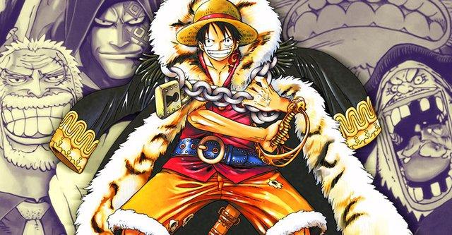 One Piece: Ý chí của những người mang dòng chữ D và bí ẩn về sự khởi đầu của Luffy - Ảnh 1.